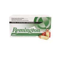 Remington 9mm Luger 115 Gr JHP 100R