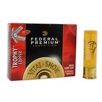 "Federal Trophy Copper 20GA Sabot Slug 2-3/4"" 5/8oz 5 Rounds"
