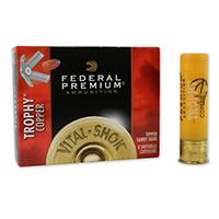 "Federal Trophy Copper 20GA Sabot Slug 3"" 5/8oz 5 Rounds"