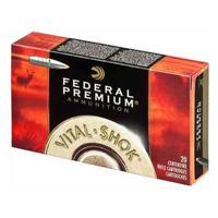 Federal Vital Shok .300 WIN 200GR Trophy Bonded Bear Claw 20 Rounds