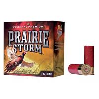 "Federal Prairie Storm 12GA #5 Lead 2-3/4"" 1-1/4oz 25 Rounds"