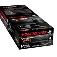 Winchester Supreme .17 HMR 17GR V-MAX 50 Rounds