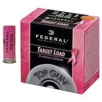 """Federal Target Load Pink #8 2.75"""" Shotgun Ammo 12 Ga"""