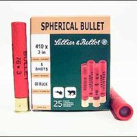 "Sellier & Bellot  #6 3""  Shotgun Ammo 410Ga"