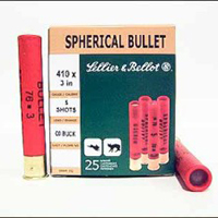 Sellier & Bellot X3 Lead #6  Shotgun Ammo 410Ga