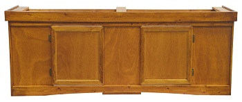 STAND 72x18 MONARCH  CABINET OAK