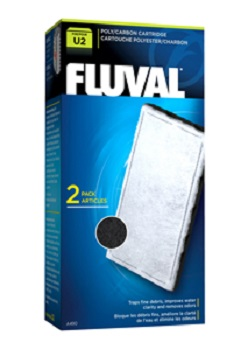 FLUVAL U2 POLY CARBON PAD
