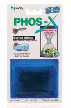 PHOS-X  PHOSPHATE REMOVER  60GM