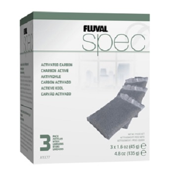 FLUVAL SPEC CARBON 3 PACK