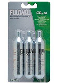 FLUVAL DISPS CO2 CART 3PK 3.30Z