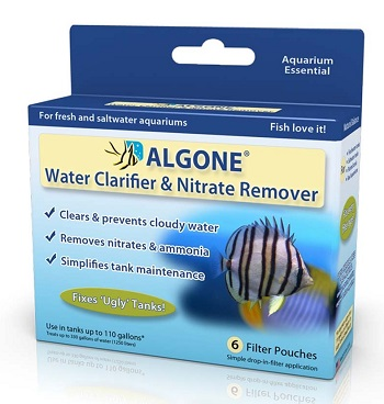 ALGONE 125GAL POUCH 6 PACK