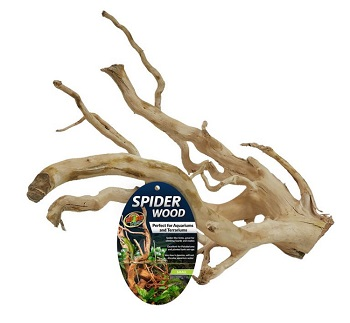 SPIDER WOOD DRIFTWOOD SMALL