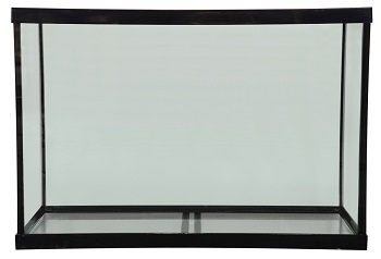 SEAPORA 65 GALLON TANK 36x18x24,  BLACK