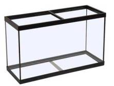 SEAPORA 90 GALLON TANK 48x18x24, BLACK