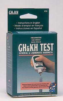 TEST KIT GH/KH HARDNESS AQPHARM