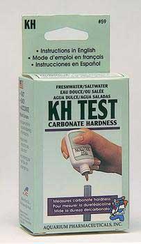 TEST KIT FW/SW CARB HARDNESS