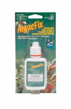 ALGAE FIX FOR AQUARIUMS 1.25 OZ