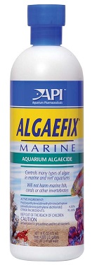 ALGAE FIX FOR MARINE  16OZ