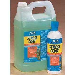 STRESS COAT 64 OZ.