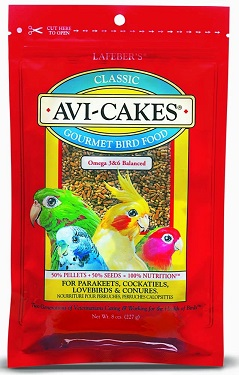 AVI CAKES ORIGINAL 8 OZ.