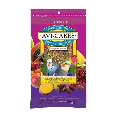 AVI CAKES ORIGINAL SML BIRD 8 OZ