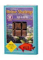 SF BRINE SHRIMP  3.5 OZ   CUBES