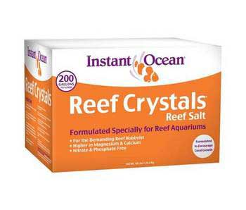 REEF CRYSTALS 200 GAL BOX