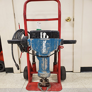 Electric Jack Hammer 70lb, Used