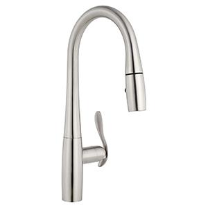 Selene 1h Pull-down Faucet Ss