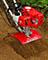 Mantis 2-cycle Tiller