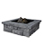 Outdoor Fire Pit, Square