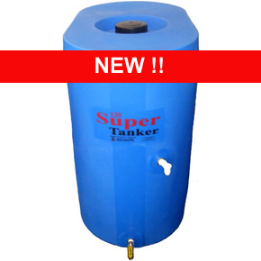 New 135G SUPER TANKER - BLUE  sc 1 st  Fulfords  eStore Departments - ReadyPlus by Fulfords & Super Tanker Water Storage Tanks Canada | ReadyPlus.ca