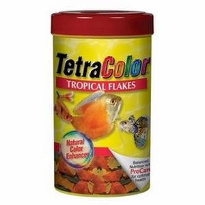 TetraColorTropical Flakes - 2.2 oz