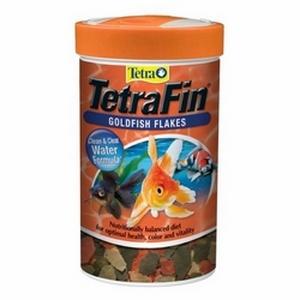 TetraFin Goldfish Flakes - 3.53 oz