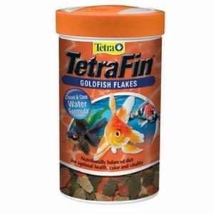 TetraFin Goldfish Flakes - 7.06 oz