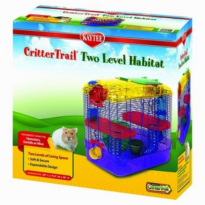 Super Pet Crittertrail Habitat Two Level