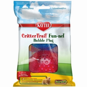 Super Pet Crittertrail Fun-Nels Bubble Plugs Set 2