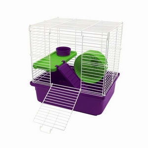 Super Pet Deluxe My First Home Hamster Habita 2-Story
