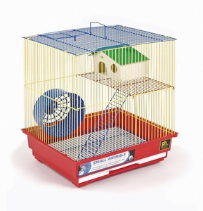 Prevue Pet Products Pre-Packed Two Story Hamster & Gerbil Cages