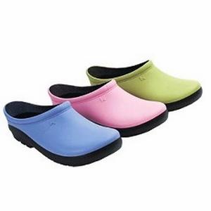 Sloggers Womans Size 6 Premium Garden Clog - Blue