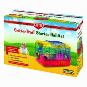 Super Pet Crittertrail Primary Starter Habitat