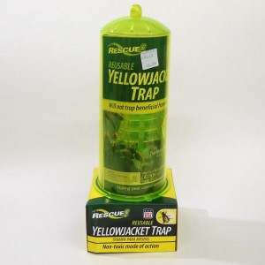 RescueReusable YellowJacket Trap With Attractant