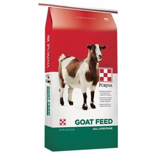 50lb Purina Mills Goat Chow