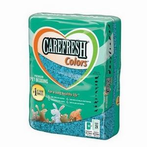 Carefresh Complete Paper Bedding Blue 23L