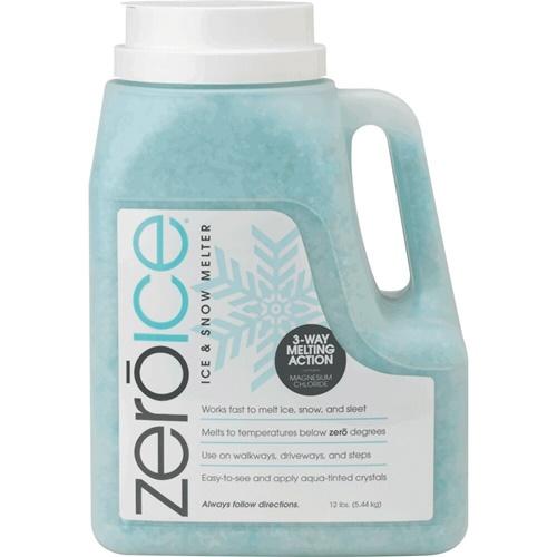 HJE Zero Ice® Ice & Snow Melter-12lb Jug