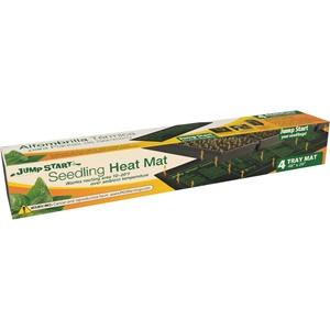 """Hydrofarm Seedling Heat Mat 48"""" x 20"""" 107W"""
