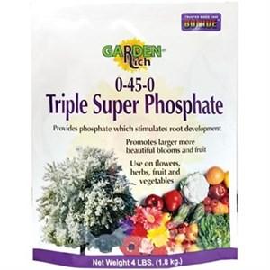 4 lb Bonide Triple Super Phosphate Root Stimular