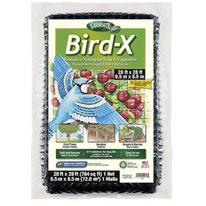 28' x 28' Gardeneer Bird-X Netting