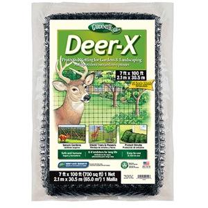 7' x 100'Gardeneer Deer-X Netting