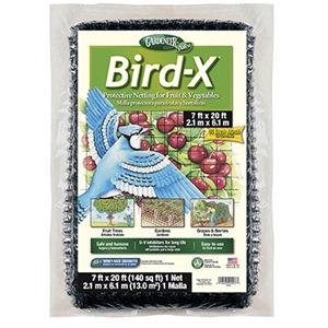 7' x 20' Gardeneer Bird-X Netting